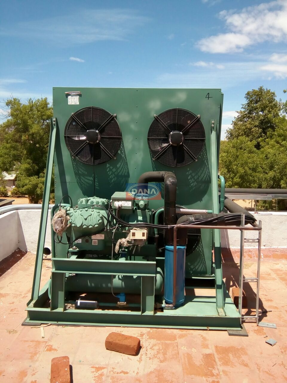 cold_room_chiller_condensing unit