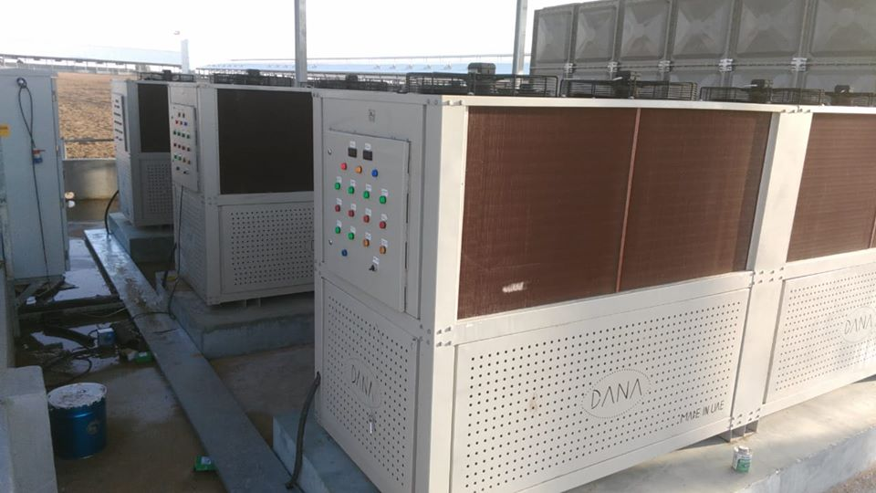 DANA Air-Cooled Water Chiller (Air Chillers)