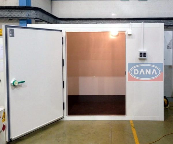 DANA Walk-In Chillers and Walk-In Freezers