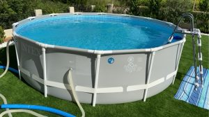 Our pool chillers have been used with trusted and renowned pool brands like Intex and Bestar